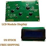 JahyShow IIC/I2C/TWI 2004 Serial Blue Backlight LCD Module for Arduino UNO R3 MEGA2560 20 X 4, 2004