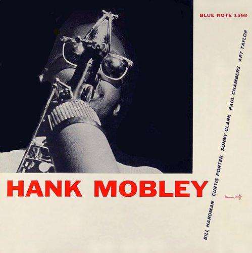 Hank Mobley BLUE NOTE 1568 -