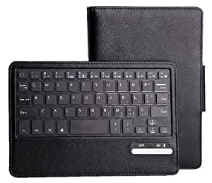 ivso samsung galaxy note 8 0 bluetooth keyboard portfolio case detachable. Black Bedroom Furniture Sets. Home Design Ideas