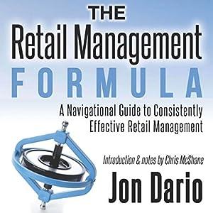 The Retail Management Formula Audiobook