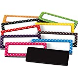 Teacher Created Resources Polka Dots Magnetic Labels (20650)
