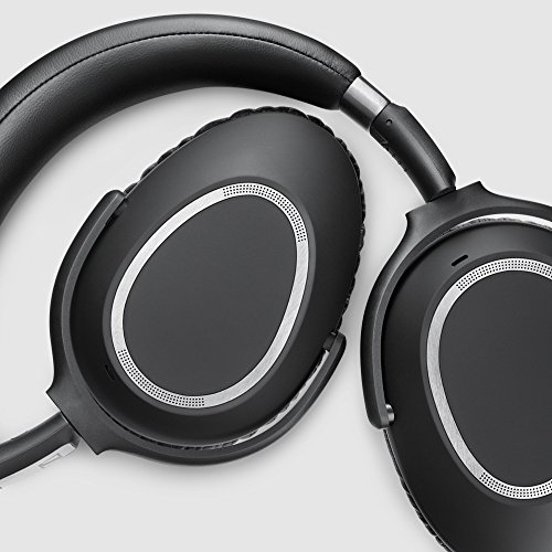 Sennheiser PXC 550 Wireless – NoiseGard Adaptive Noise Cancelling, Bluetooth Headphone with Touch Sensitive Control and 30-Hour Battery Life by Sennheiser (Image #3)
