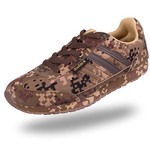 Double Star DOUBLESTAR Mr Camo Outdoor Shoes For Hunting, Climbing, Hiking, and Training-Sand 7 D(M) US