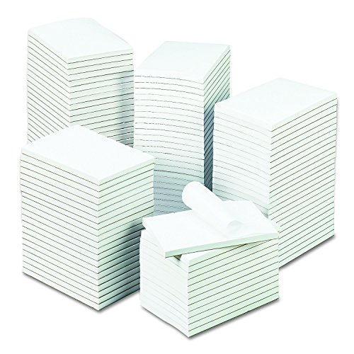 Universal 35624 Bulk Scratch Pads, Unruled, 4 x 6, White, 100 Sheet Pads (Case of 120 Pads) (Bulk Scratch Pads)