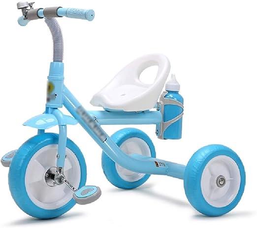 Jiamuxiangsi Bicicleta Bebé Equilibrio Bicicleta Triciclo Infantil ...