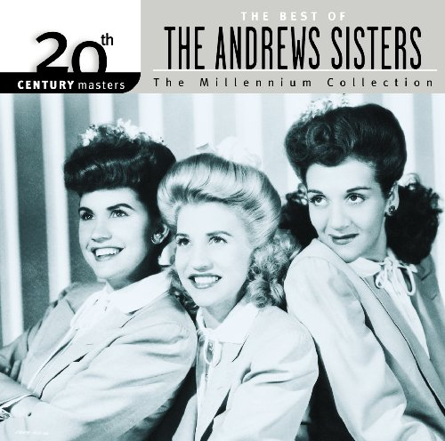 The Andrews Sisters - I Can Dream, Can't I?