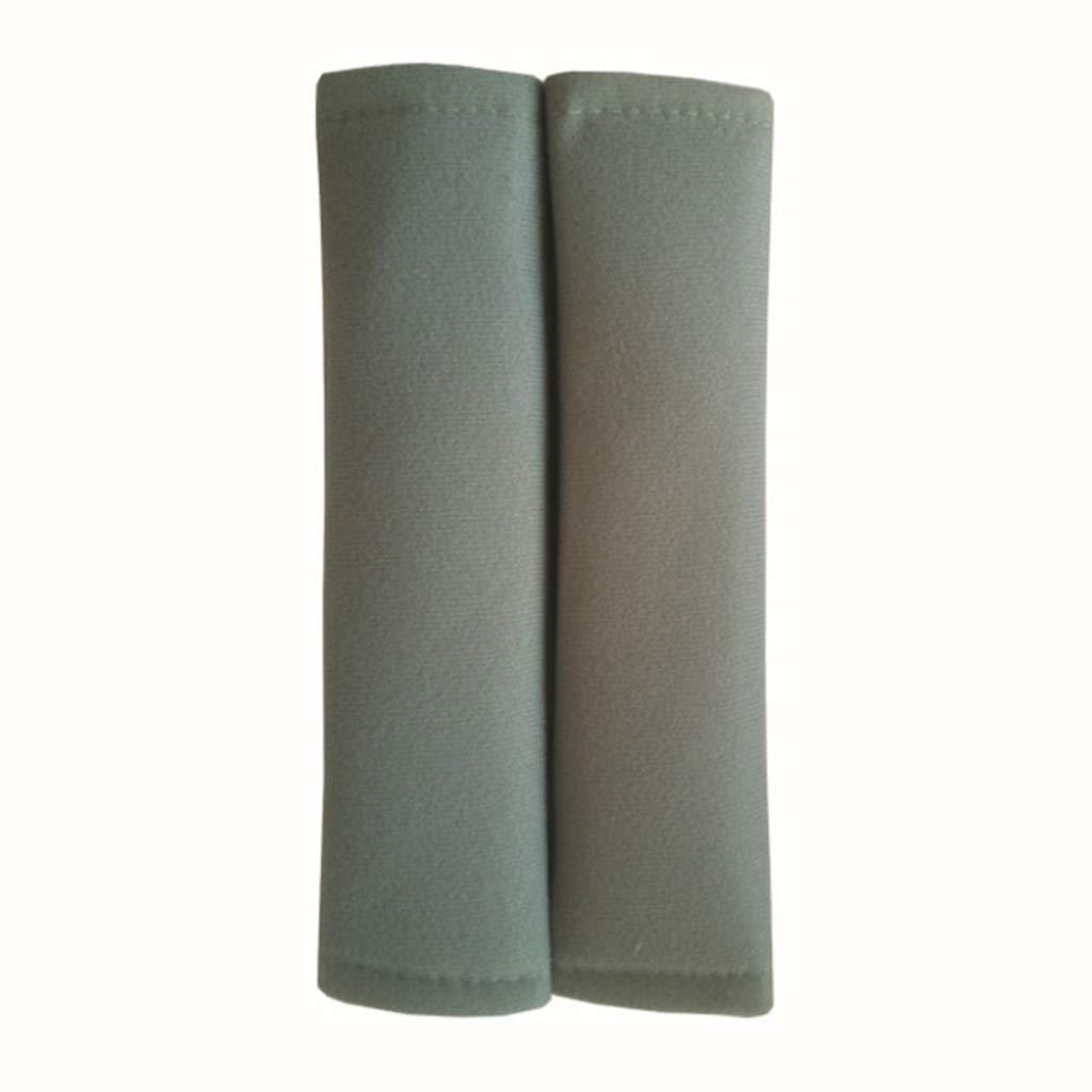 color negro gris 3 capas Funda para cintur/ón de seguridad de coche