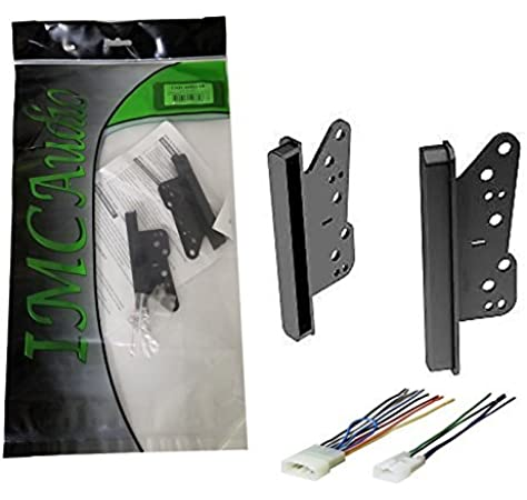 Amazon.com: Double Din Dash Kit for 2003-2006 Toyota Tundra to Install  Stereo Radio with Wire Harness: Car ElectronicsAmazon.com