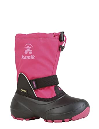 Skate-Schuhe neu authentisch Premium-Auswahl Kamik Kids Shadow 4G - Bright Rose - US 6 / EU 38 ...