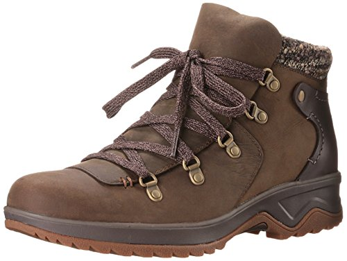 Merrell Bluff Dark Wtpf Damen Eventyr Schneestiefel Earth TTqrS