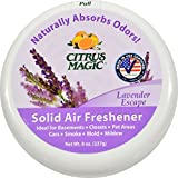 2Pack! Citrus Magic Odor Absorber - Solid Lavender - Case of 6 - 8 oz