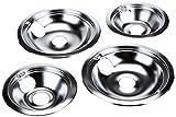 ge cooktop accessories - GE GE68C Burner Drip Bowl Kit