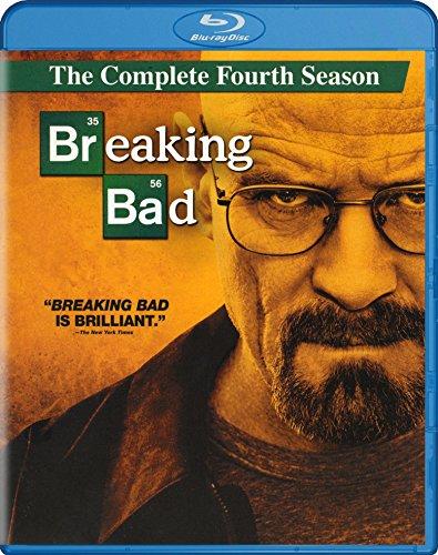 Breaking Bad: Season 4 [Blu-ray] (Breaking Bad Blu Ray Box Set 1 5)
