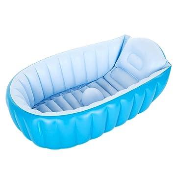 Aufblasbare Baby Badewanne Tragbare Mini Air Pool Kind Kleinkind