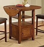 Cheap Coaster 105408 Home Furnishings Table, Warm Brown
