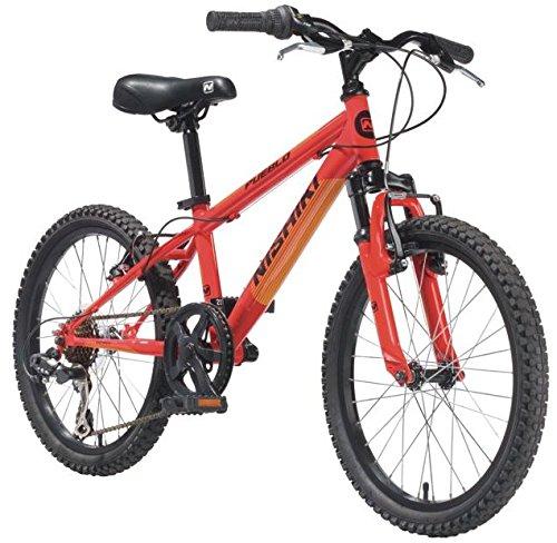 Nishiki Boys Pueblo 20'' Mountain Bike Orange/Black