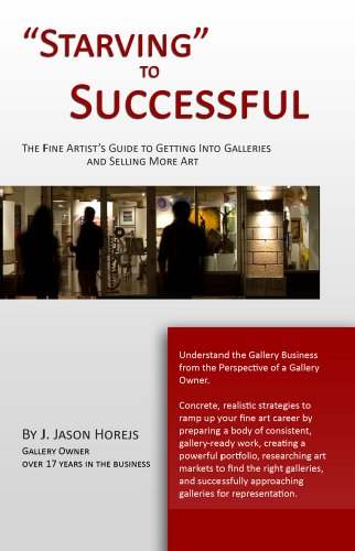 Starving to Successful | The Fine Artist's Guide to Getting Into Galleries and Selling More Art