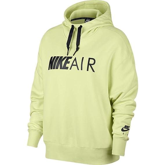 Nike Damen Sportswear Air Hoodie Po Kapuzenpullover: Amazon