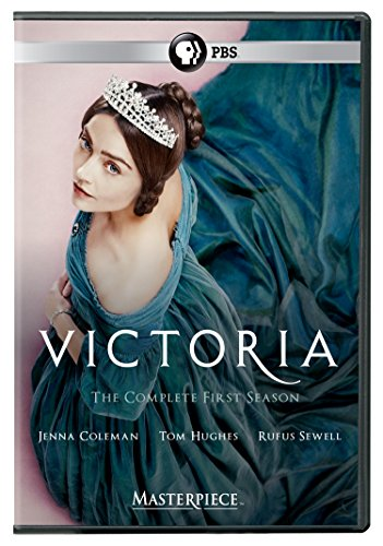 Masterpiece: Victoria DVD Image