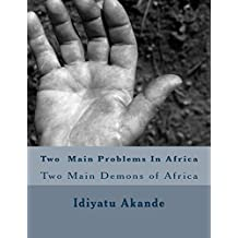 Two  Main Problems in Africa