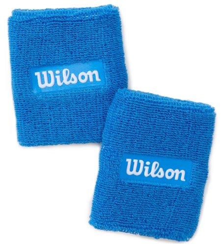 Wilson Double Wristband (Blue)