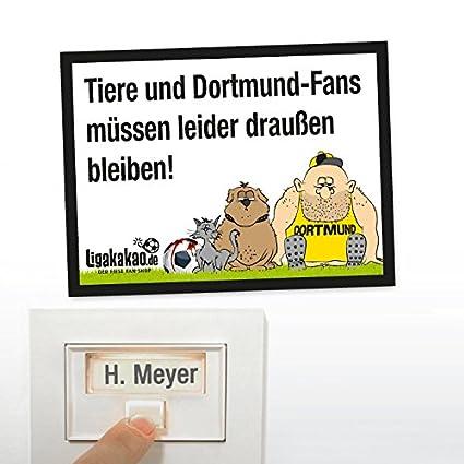 ANTI de Dortmund de timbre Cartel - Bayern de, y los fans de ...