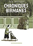 """Afficher """"Chroniques birmanes"""""""