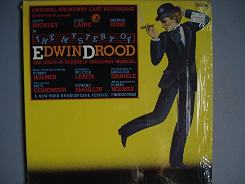 Vinyl Musical (The Mystery of Edwin Drood: The Solve-It-Yourself Broadway Musical (Original Cast Recording))