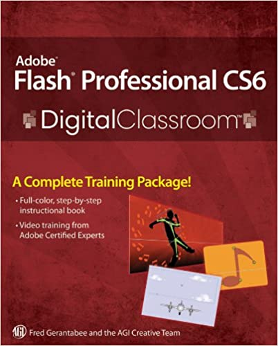 Adobe Flash Professional Cs6 Ebook