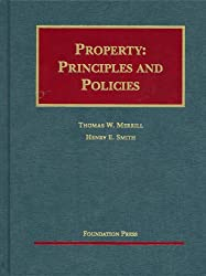 Property: Principles and Policies (University Casebooks)