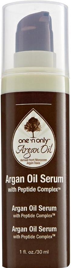 2 Pack - One n Only Argan Oil Skin Serum 1 oz Pore Refining Solutions Correcting Serum 1oz