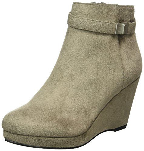 Another Pair of Shoes Whitneye1, Botines para Mujer Gris (grey08)