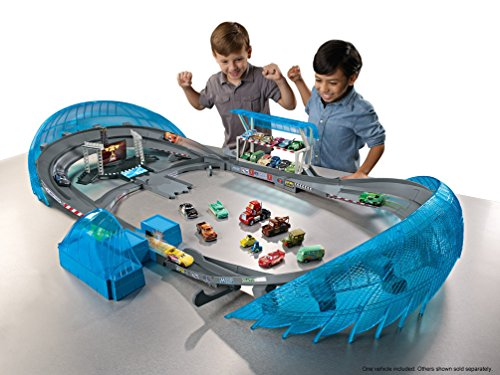 Disney/Pixar Cars 3 Ultimate Florida Speedway Track Set by Disney (Image #6)