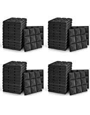 Paneles de espuma acústica, absorción de sonido de espuma acústica, aislamiento de sonido insonorizado