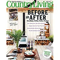 1-Year Country Living Magazine Subscription