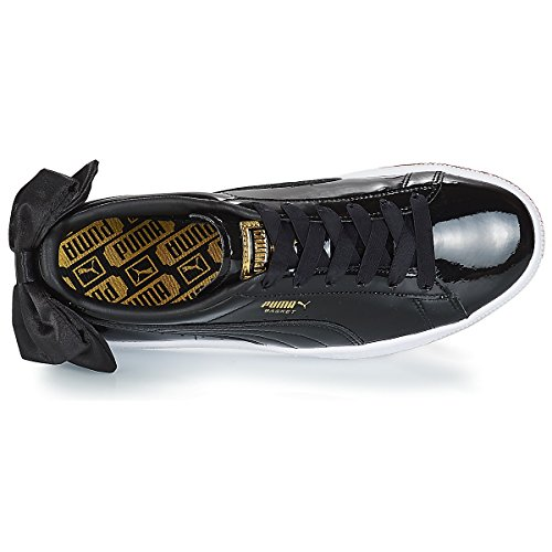 36811801 Deportivas Patent Bow Wn's Basket Puma qvFIw