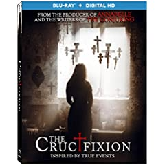 Sophie Cookson Stars in THE CRUCIFIXION arriving Blu-ray, DVD and Digital December 5 from Lionsgate