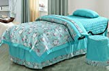 AMEA Beauty bedspread Beauty bed four set bedding bedspread/Spa Beauty/Massage/physiotherapy bedspread , 1 , 19070