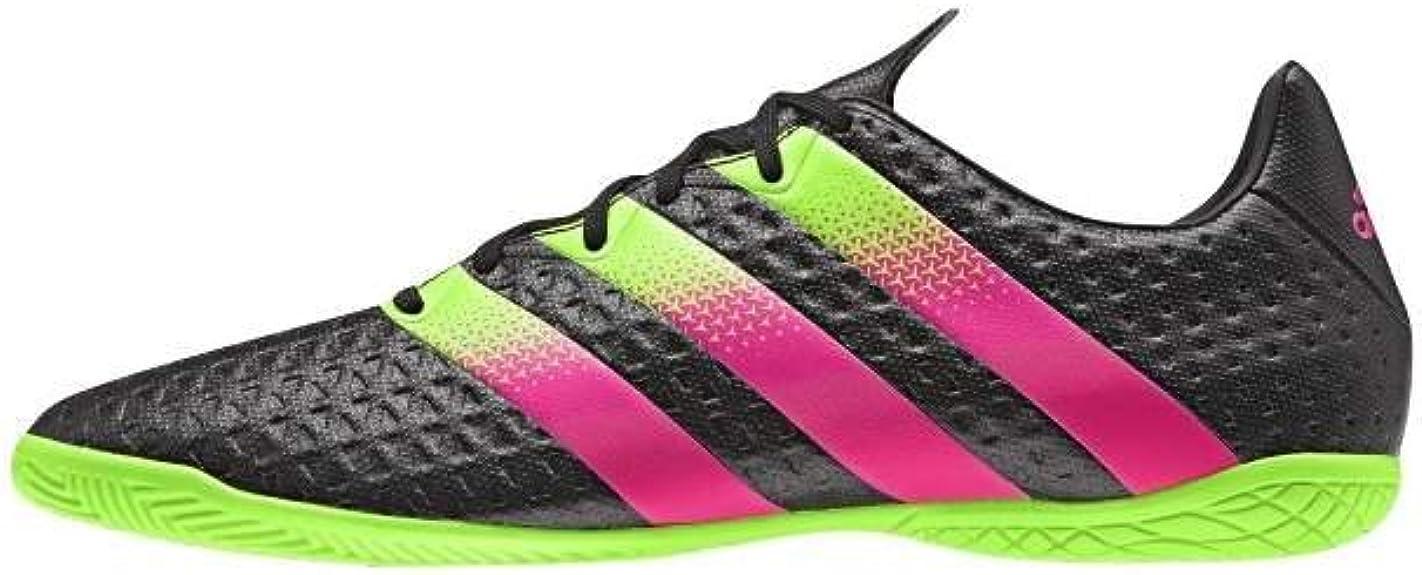adidas Chaussure de Futsal Ace 16.4 in IC Couleur Noir