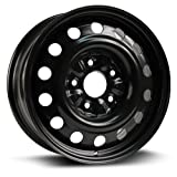 Steel Rim 16X6.5, 5X127, 71.5, +40, black finish (MULTI APPLICATION FITMENT) X45521