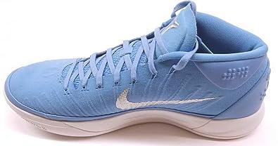 6b31809f16e Nike Men s Kobe Bryant A.D. Basketball Shoes Coast Silver White Size 11