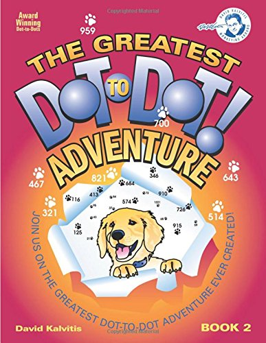 The Greatest Dot-to-Dot Adventure Book 2