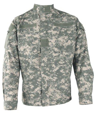 Army Bdu Uniform (Propper FR ACU Coat Universal Medium Regular)