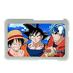 Proctecion Back Phone Covers For Man For Galaxy P6200 Pad With Toriko Choose Design 3