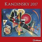 Teneues Kandinsky Calendrier 30 x 30 cm Blanc