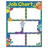 "Trend Enterprises Job Owl-Stars! Learning Chart (1 Piece), 17"" x 22"""