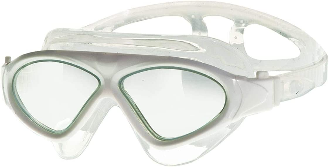 Black Nose Clip+Ear Plug+Anti fog UV Swimming Swim Adjustable Glasses =T0CA