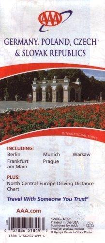 Warsaw Poland Map - 9