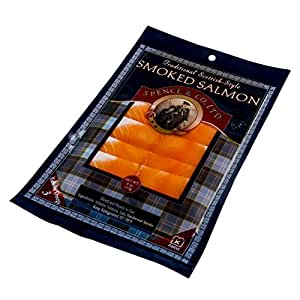 Spence & Co., Traditional Scottish Style Smoked Salmon, 4 Ounce