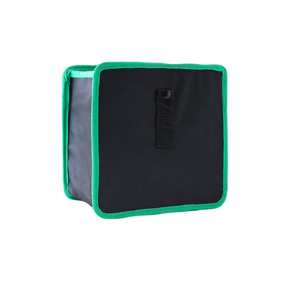 Car Storage Package,Quaanti Comfortable Car Garbage Can Portable Drive Bin Premium Hanging Wastebasket Seat 2018 (Green)